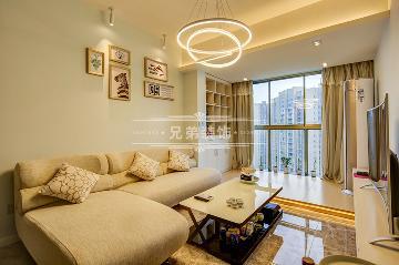 重庆首创光合城装修案例