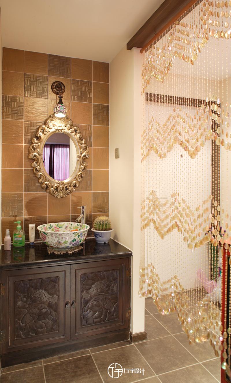 简约 欧式 田园 混搭 东南亚 旧房改造 80后 小资 白领 卫生间图片来自厅宇设计在东南亚—厅宇设计出品的分享
