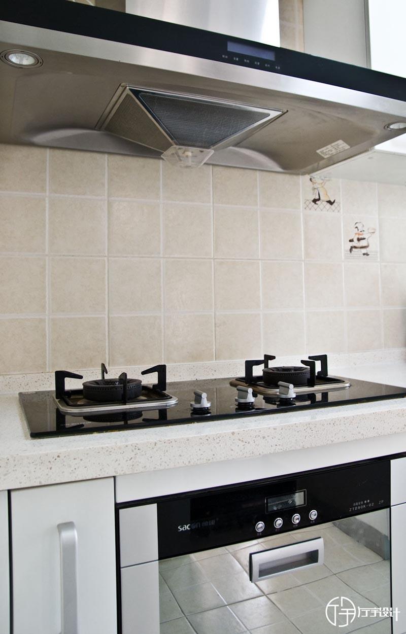 田园 二居 白领 收纳 旧房改造 80后 小资 厅宇设计 厨房图片来自厅宇设计在简约田园——厅宇设计出品的分享