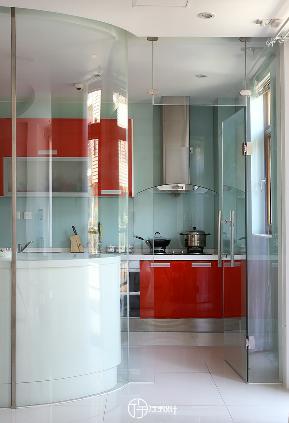简约 混搭 三居 白领 旧房改造 80后 小资 厅宇设计 北欧 厨房图片来自厅宇设计在北欧大宅—厅宇出品的分享