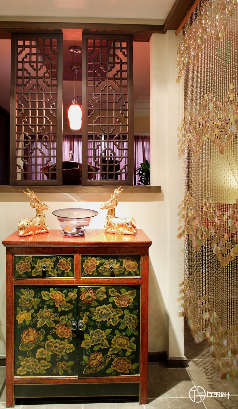 简约 欧式 田园 混搭 东南亚 旧房改造 80后 小资 白领 玄关图片来自厅宇设计在东南亚—厅宇设计出品的分享