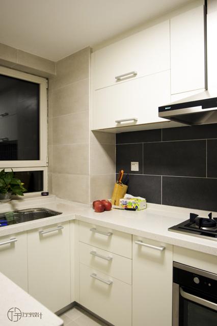 简约 田园 混搭 旧房改造 80后 小资 白领 厅宇设计 厨房图片来自厅宇设计在厅宇出品—城市中的天然简约的分享