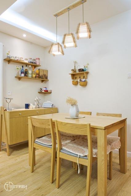 简约 田园 混搭 旧房改造 80后 小资 白领 厅宇设计 餐厅图片来自厅宇设计在厅宇出品—城市中的天然简约的分享