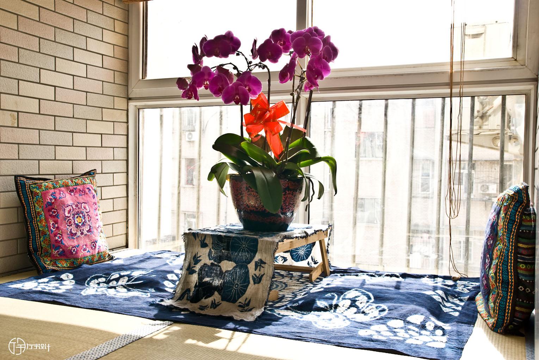 田园 二居 白领 收纳 旧房改造 80后 小资 厅宇设计 阳台图片来自厅宇设计在简约田园——厅宇设计出品的分享