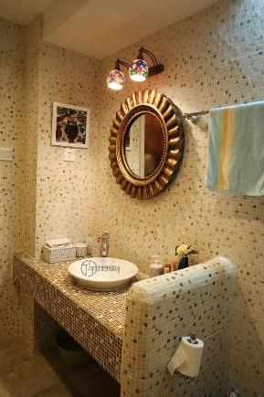 80后 小资 旧房改造 白领 地中海 厅宇设计 卫生间图片来自厅宇设计在地中海鼻祖——厅宇设计出品的分享