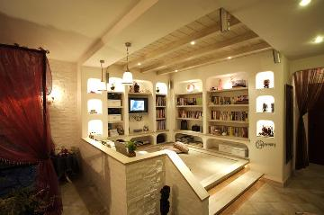 地中海鼻祖——厅宇设计出品