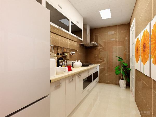 这个户型的风格设计成一个现代简约的风格,这样的风格可以让户型显得更加的宽阔,敞亮。
