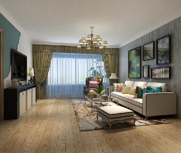 从沙发的靠垫选择上来看,便晓得是一种混搭风格的装修,流露出主人生活的随性和放荡不羁。