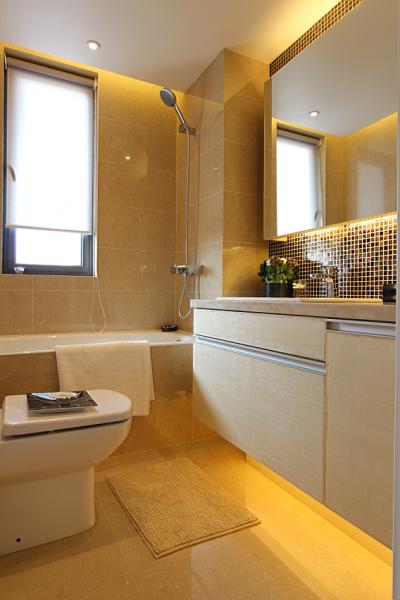欧式 大户型装修 北京装修 欧式风格 装饰装修 卫生间图片来自爱尚易格装饰在欧式风格装修效果的分享