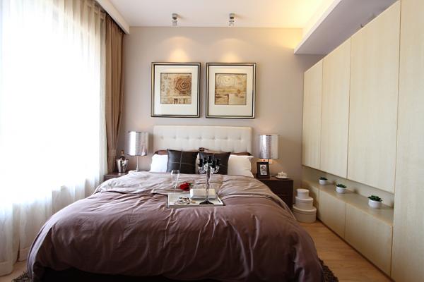 欧式 大户型装修 北京装修 欧式风格 装饰装修 卧室图片来自爱尚易格装饰在欧式风格装修效果的分享