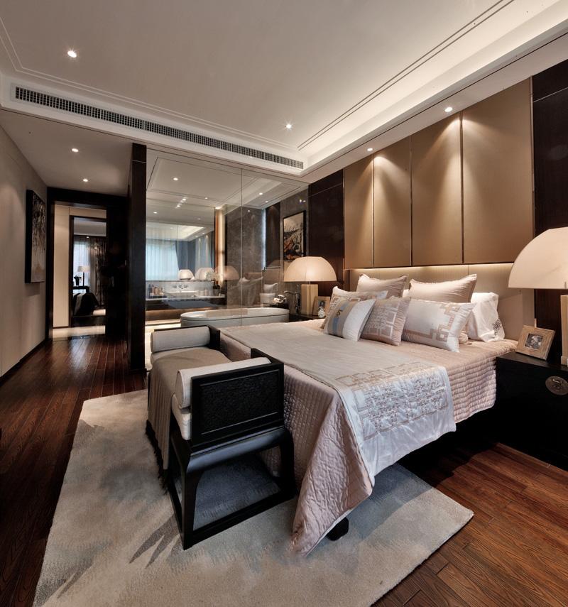 三居 新中式风格 旧房改造 爱尚易格 装饰装修 卧室图片来自爱尚易格装饰在爱尚易格新中式风格装修设计的分享