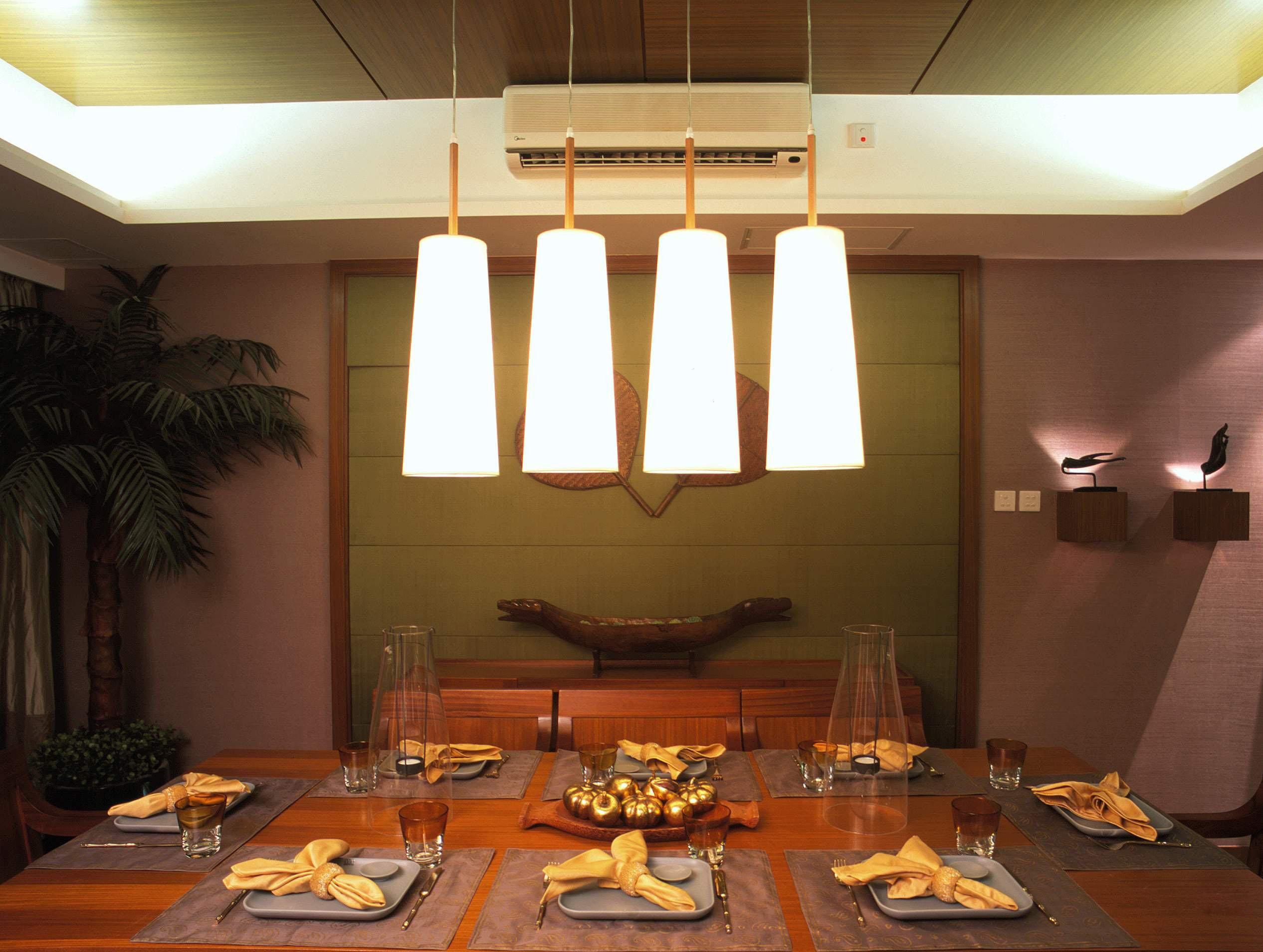 别墅 黄村别墅 大户型装修 小资 东南亚风格 餐厅图片来自爱尚易格装饰在东南亚风格别墅装修的分享