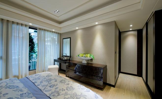 三居 中式风格 收纳 旧房改造 80后 卧室图片来自爱尚易格装饰在新中式设计装修的分享