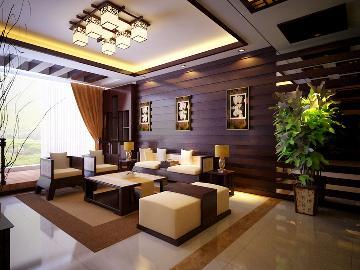 原木中式风格