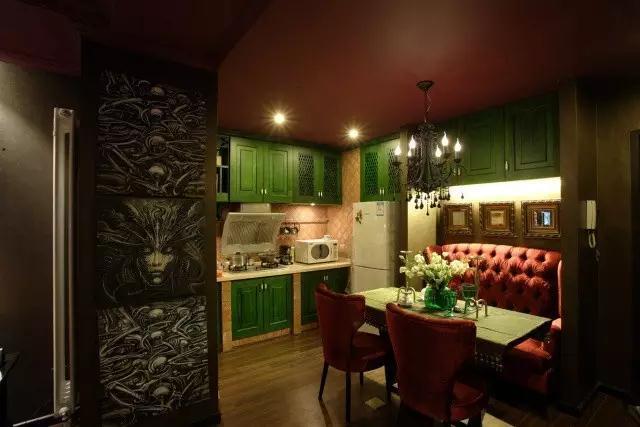 简约 田园 混搭 二居 别墅 80后 小资 旧房改造 厨房图片来自厅宇设计在把你的家变成主题乐园的分享