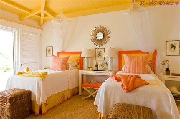 寒冷冬季里,有了爱马仕橙的加入,不仅装点了家居环境,还温暖整个空间,一举两得,何乐而不为!