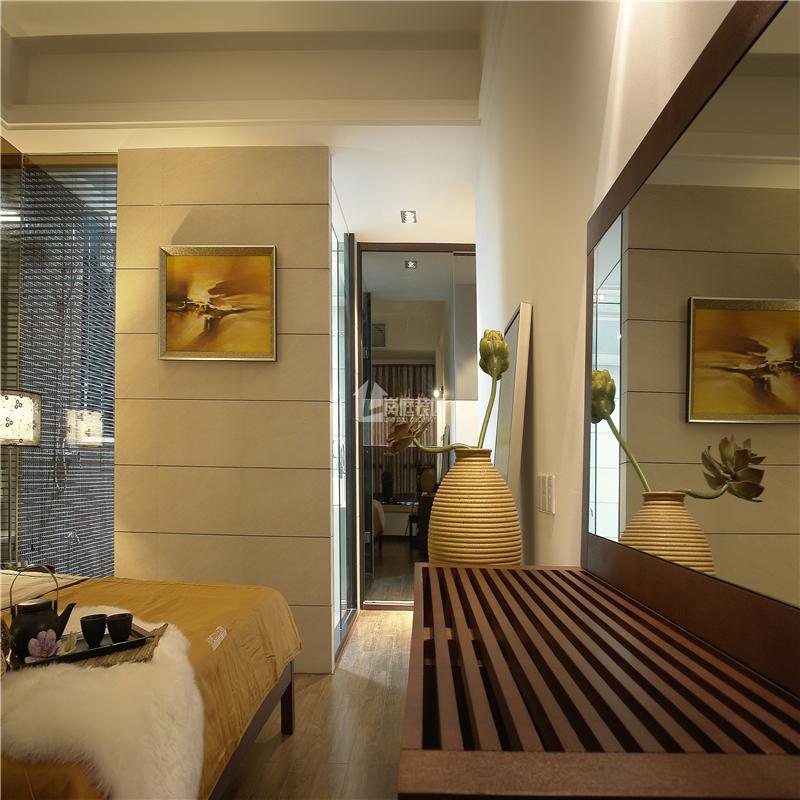 简约 舒适 现代 三居 其他图片来自岚庭家居在联投金色港湾 110㎡  现代简约的分享
