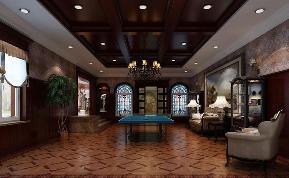 别墅装修 混搭风格 客厅 其他图片来自业之峰装饰旗舰店在香山清琴混搭风的分享