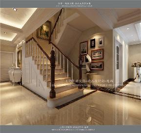 简约 欧式 田园 混搭 三居 别墅 白领 收纳 旧房改造 楼梯图片来自日升装饰秋红在金地湖城大境古典的分享