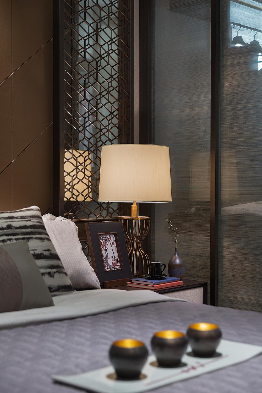 图片来自方磊 壹舍设计在南京嘉华嘉誉山样板间的分享