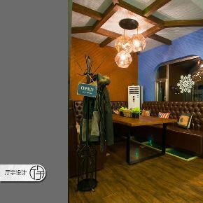 80后 白领 田园 欧式 简约 旧房改造 衣帽间图片来自厅宇设计在创意咖啡店—白领休闲的分享