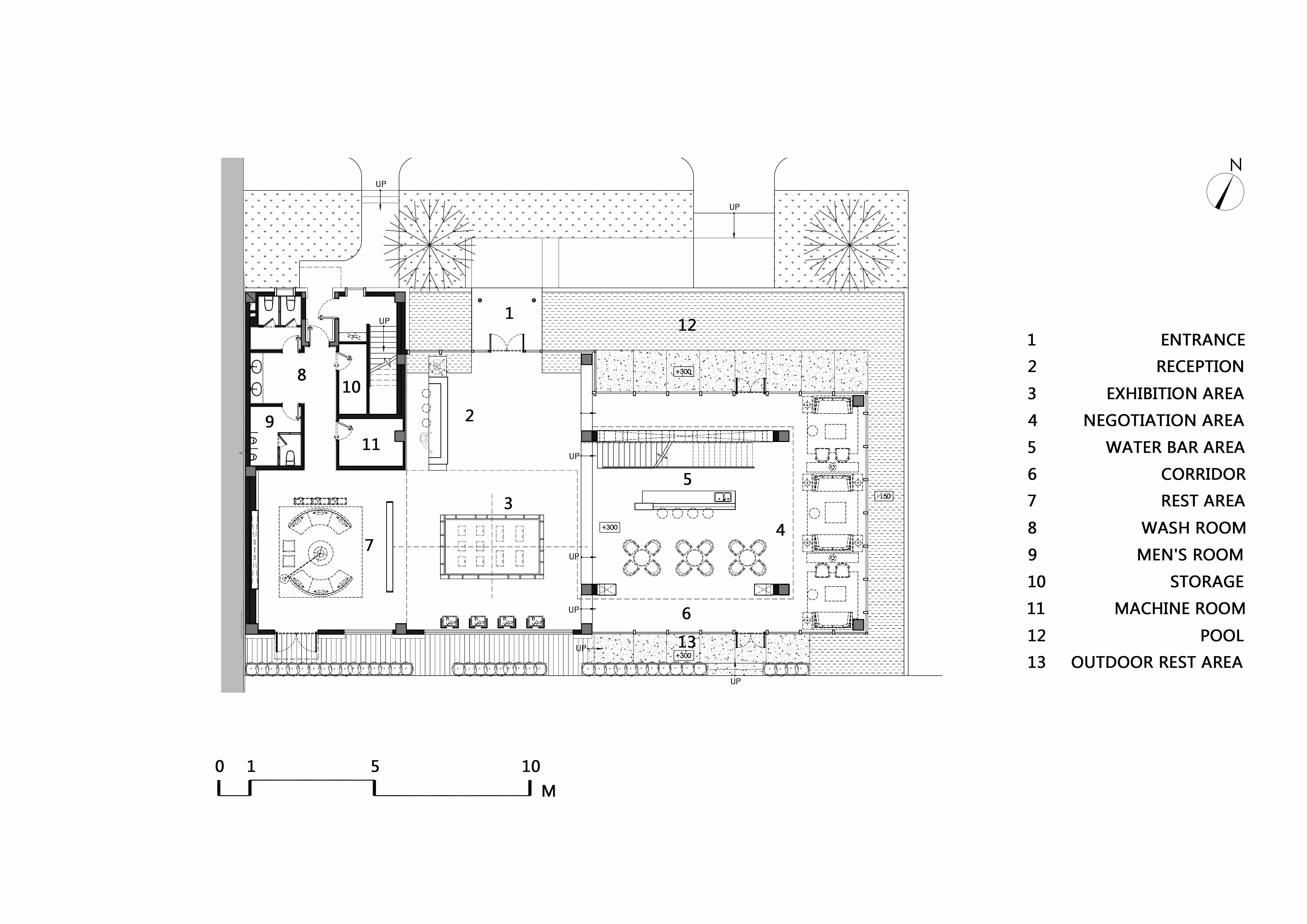 图片来自方磊 壹舍设计在路劲上海院子的分享