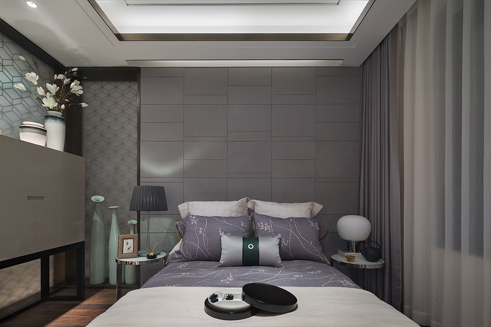 简约 混搭 二居 白领 80后 小资 卧室 厨房 客厅图片来自方磊 壹舍设计在南京嘉华嘉誉山样板间的分享