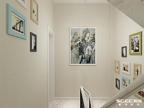 别墅 银盛泰 德郡 新古典 楼梯图片来自快乐彩在银盛泰德郡210平新古典别墅的分享