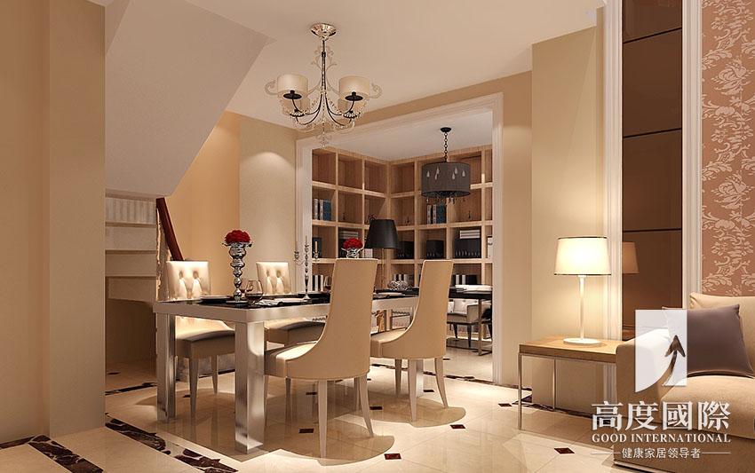 高度国际 成都装修 别墅装饰 欧式风格 南湖国际图片来自高度国际于瑞在南湖国际-160平方米-欧式风格的分享