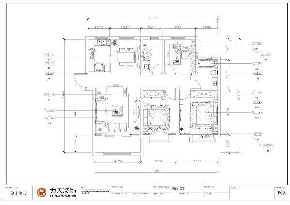 中冶贤德公馆D1户型3室2厅2卫1厨,本户型为120平方米。户型南北通透,布局紧凑,动静分明。简欧的装修要求只要有一些欧式的装修的符号在里面就可以,因此,它其实的是兼容性非常强的设计