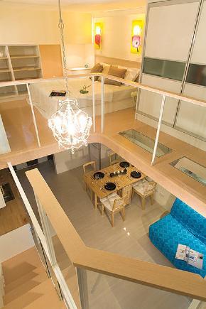 简约 欧式 混搭 三居 收纳 旧房改造 80后 小资 白领 楼梯图片来自成都上舍居装饰在楠汇坊装修案例的分享