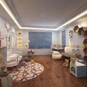 简约 欧式 田园 混搭 三居 别墅 白领 收纳 旧房改造 儿童房图片来自日升装饰秋红在高科现代简约风格的分享