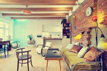 清新loft公寓