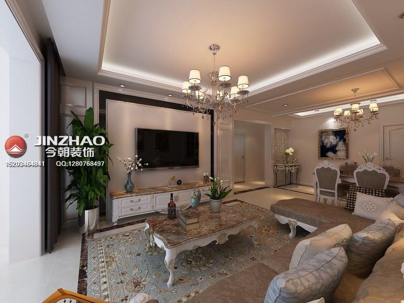 三居 客厅图片来自152xxxx4841在坤泽十里城140的分享