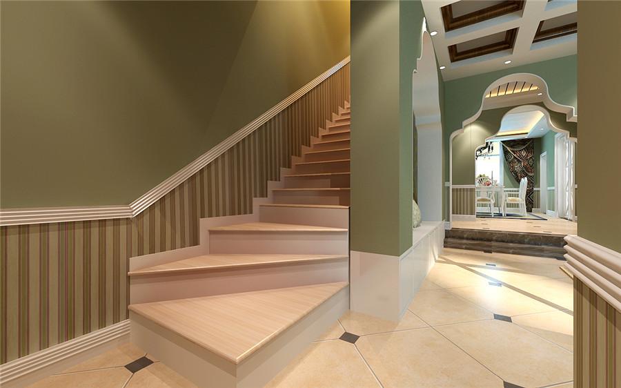 二居 三居 旧房改造 80后 收纳 白领 简约 欧式 田园 楼梯图片来自成都上舍居装饰在品味生活的分享