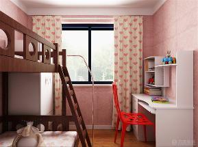 中式 三居 收纳 小资 儿童房图片来自阳光力天装饰在中式-洛兹花园123㎡的分享