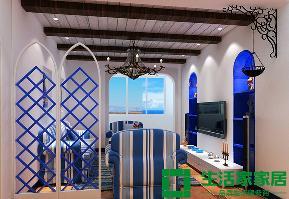 地中海 三居 小资 田园 阳光 生活家家居 其他图片来自天津生活家健康整体家装在碧桂园 117平米的分享