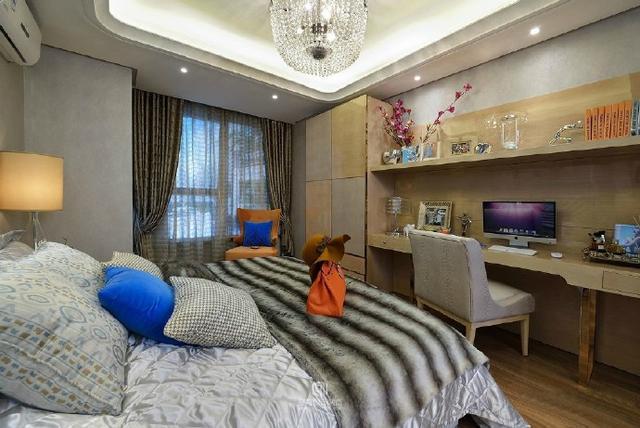 简约 公寓 SOHO 单身 白领 收纳 旧房改造 80后 小资 卧室图片来自轻舟装饰家居顾问在单身公寓 一个时尚又实用的小屋的分享