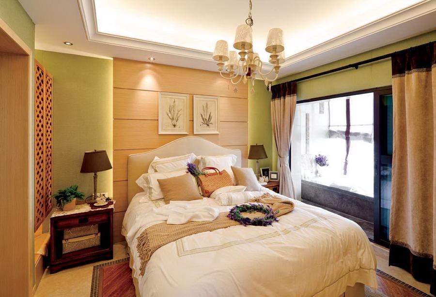 简约 二居 三居 收纳 旧房改造 80后 成都 卧室图片来自成都上舍居装饰在预算紧张就要这样装新房的分享