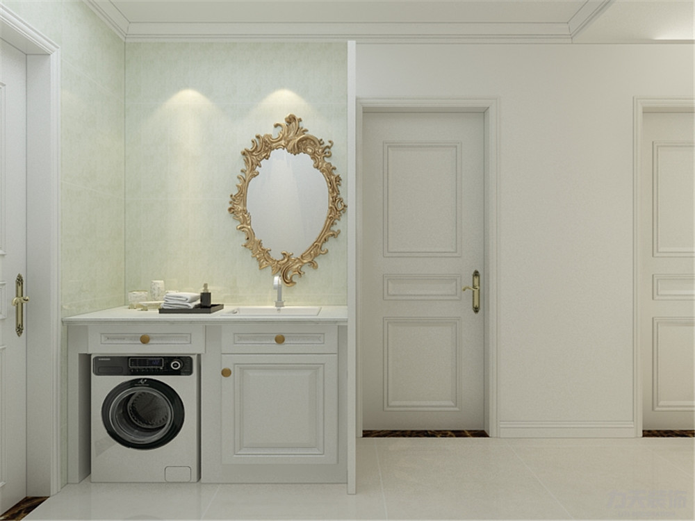 欧式 简约 三居 客厅 卧室 厨房图片来自不再是筱孩在瑞府的分享