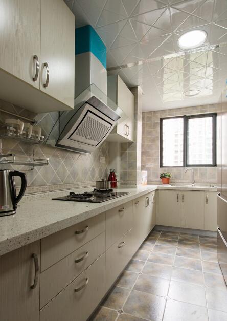 厨房图片来自武汉苹果装饰在王家湾中央生活区案例的分享