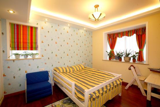 欧式 二居 卧室图片来自成都天伦美装饰在欧式的分享