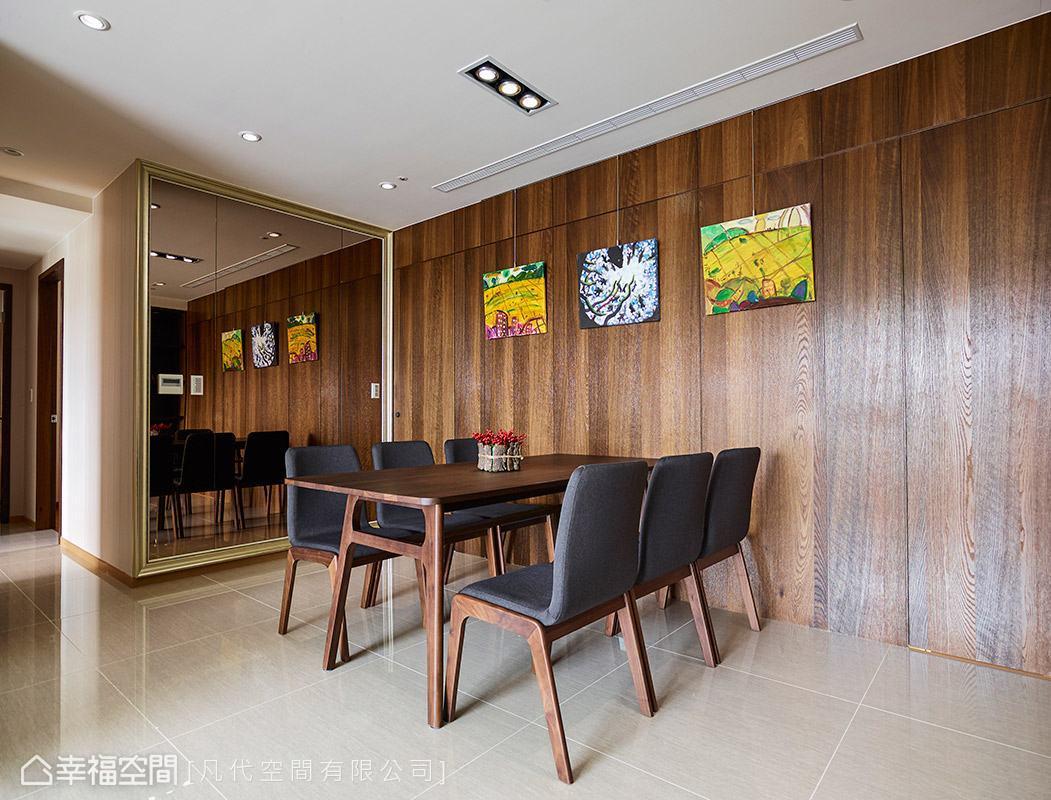 四房 简约 现代 休闲 餐厅图片来自幸福空间在杜绝甲醛污染 打造安心健康宅的分享