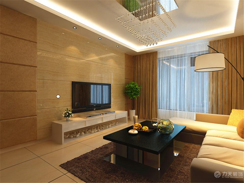 客厅图片来自阳光放扉er在国耀上河城  现代简约的分享