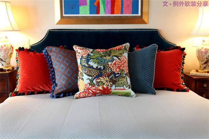 """室内设计 软装设计 豪宅设计 时尚生活 室内设计师 软装设计师 别墅设计 客厅设计 装修设计图片来自例外软装设计在冬季最温暖的拥抱,是""""她""""!的分享"""