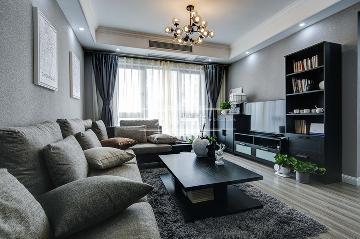 重庆龙湖源著装修设计案例