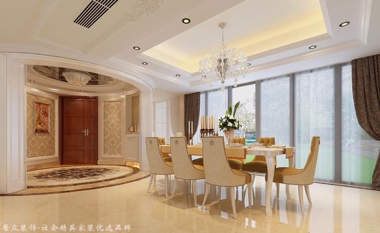 欧式 复式 其他图片来自杭州居众装饰集团设计院在东海水景城-欧式-365平的分享
