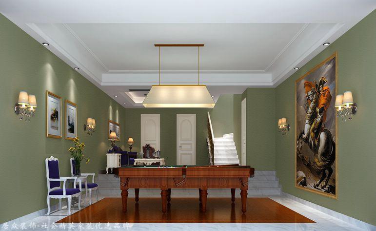简约欧式 别墅 其他图片来自杭州居众装饰集团设计院在郡西别墅 -简约欧式-328平方的分享