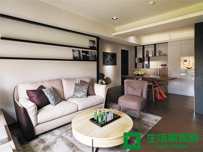 混搭 二居 白领 收纳 小资 生活家家居 其他图片来自天津生活家健康整体家装在千吉花园 113平米的分享