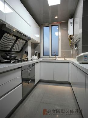 简约 现代 现代简约 三居 白领 小资 厨房图片来自沙漠雪雨在123平米现代简约蓝精灵小三居的分享